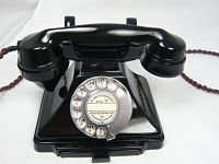 telephone after restoration