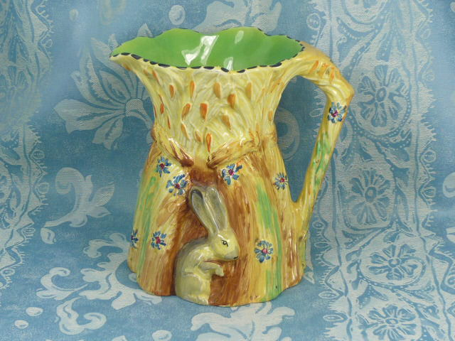 z/sold  BURLEIGH WARE RABBIT JUG