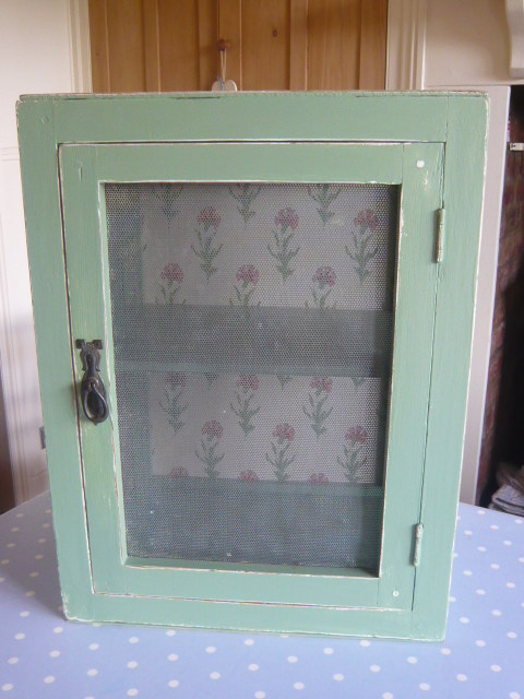 Z/SOLD -VICTORIAN MEAT SAFE