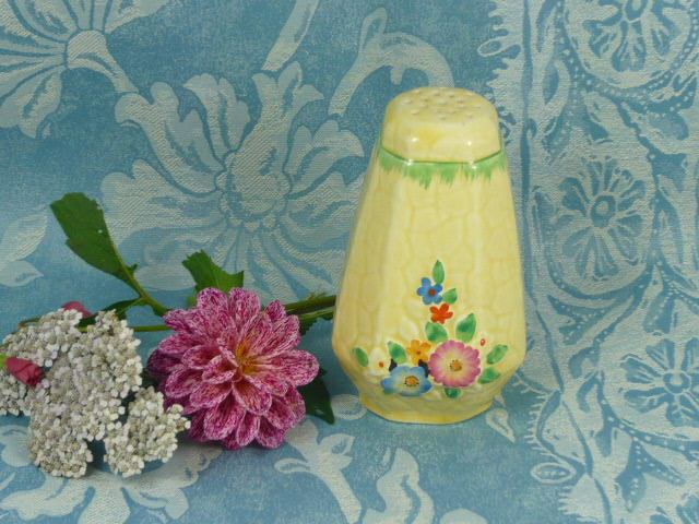 Z/SOLD ART DECO VINTAGE SUGAR SHAKER