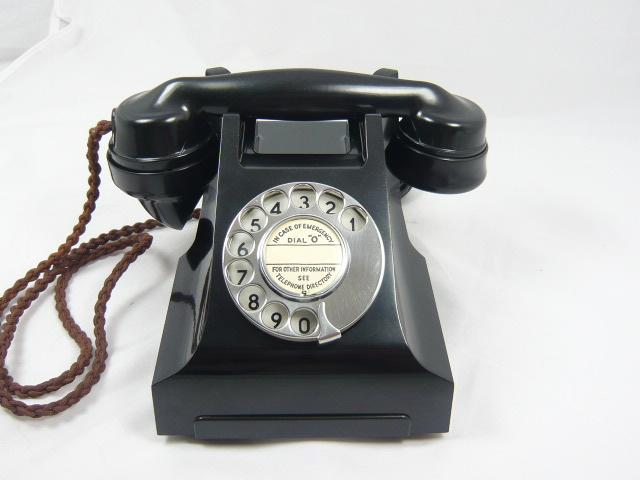 STUNNING VINTAGE BAKELITE TELEPHONE  300 series